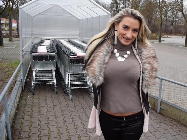 Ficken im supermarkt